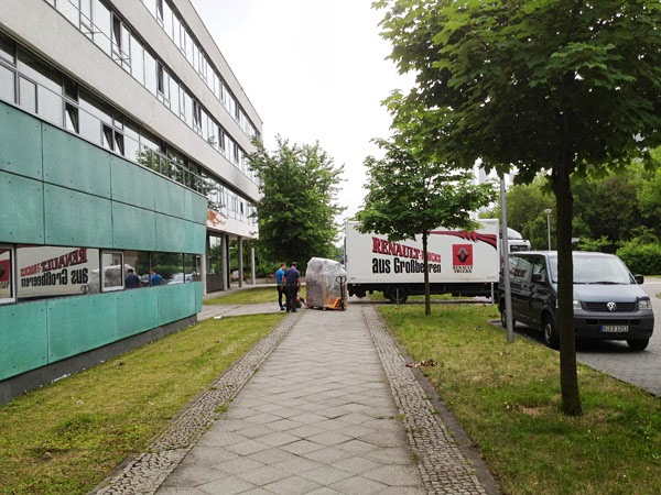 один будний день физика в Германии, фото 17