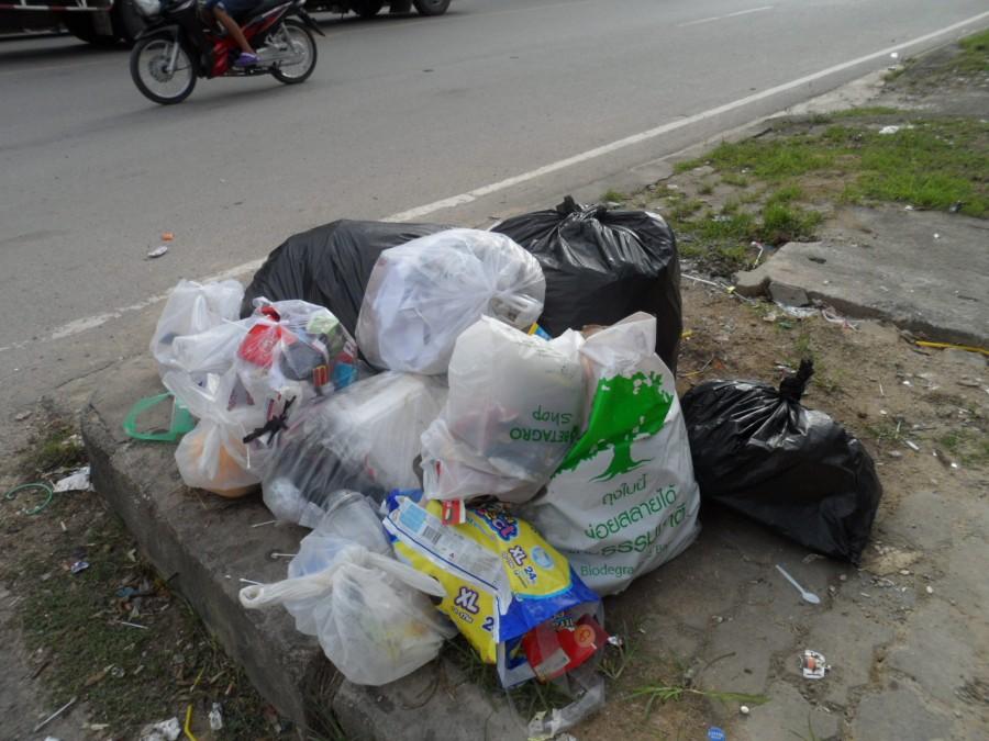 один зимний день в Таиланде