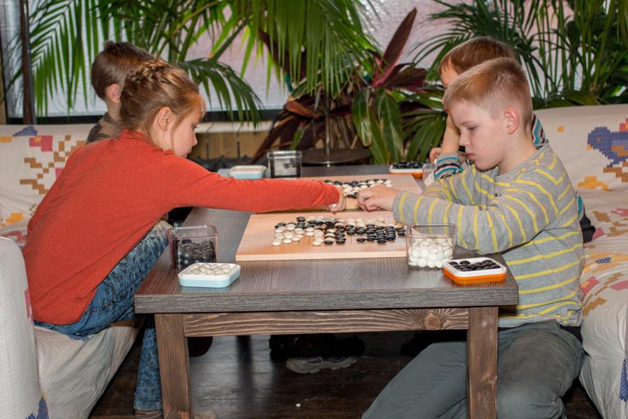 как я провела один день на турнире игры Го в Санкт-Петербурге, фото 18