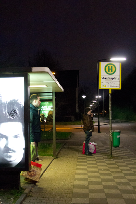 один мой день в предрождественском Дюссельдорфе, Германия, фото 27