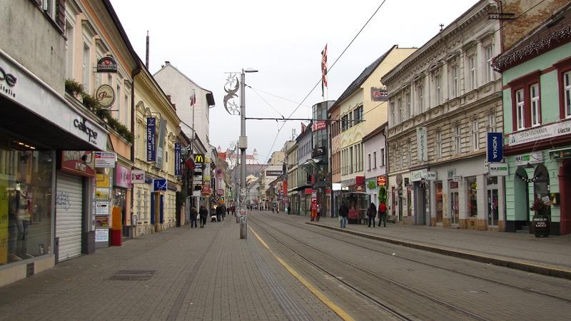 один мой день в Рождественской Братиславе, Словакия, фото 27
