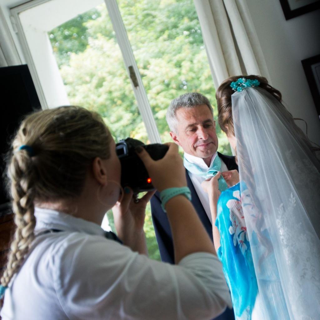 один мой день на свадьбе в Нормандии, фото 22
