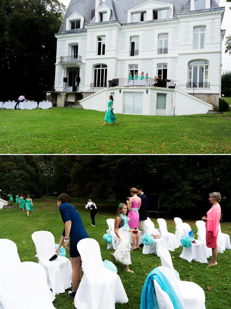 один мой день на свадьбе в Нормандии, фото 25
