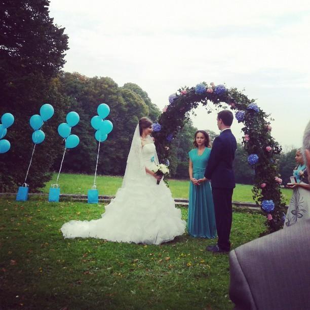 один мой день на свадьбе в Нормандии, фото 27