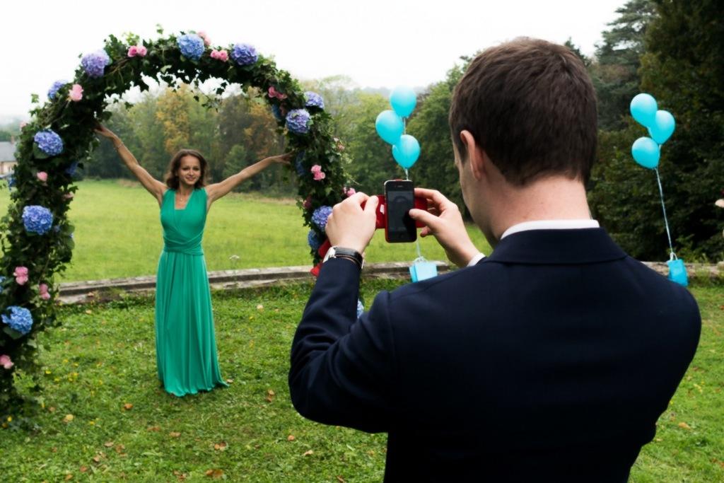 один мой день на свадьбе в Нормандии, фото 31