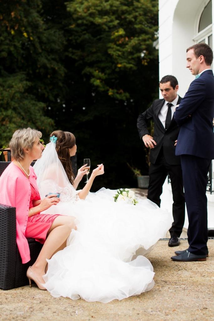 один мой день на свадьбе в Нормандии, фото 40