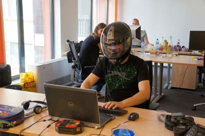 один рабочий день веб-разработчика в Софии, Болгария, фото 10