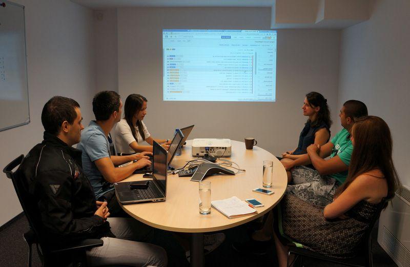 один рабочий день веб-разработчика в Софии, Болгария, фото 12