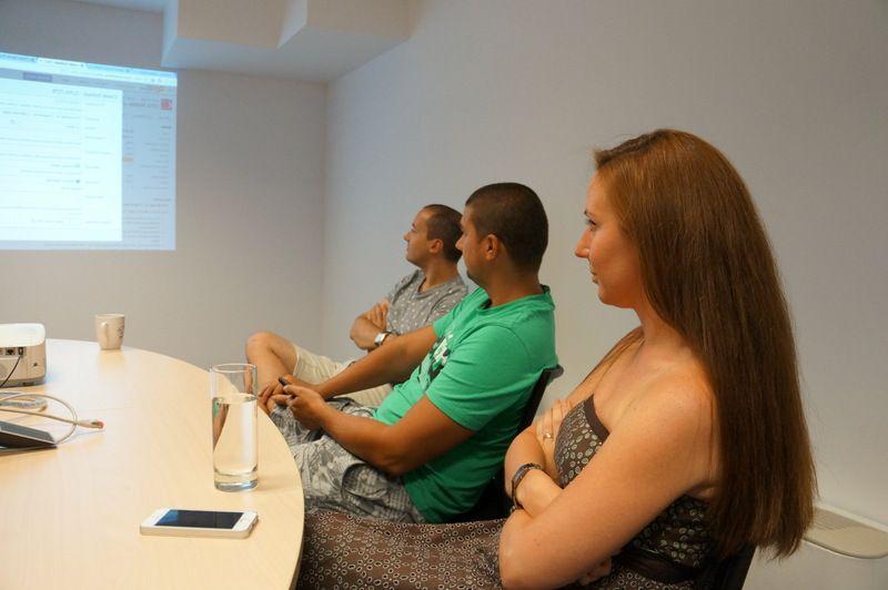 один рабочий день веб-разработчика в Софии, Болгария, фото 13