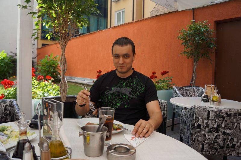 один рабочий день веб-разработчика в Софии, Болгария, фото 21