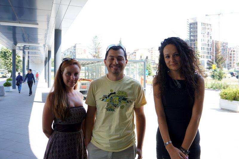 один рабочий день веб-разработчика в Софии, Болгария, фото 24