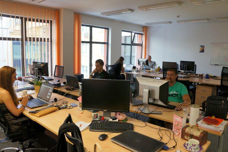 один рабочий день веб-разработчика в Софии, Болгария, фото 9