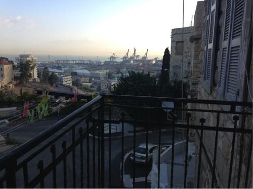 один мой день в Хайфе, Израиль