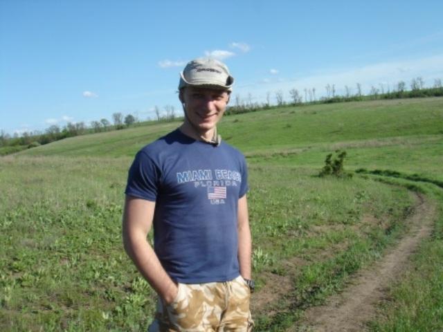 один мой выходной день под Днепропетровском