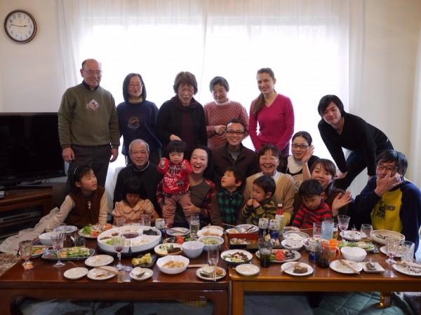 один мой день проведенный за приготовлением японского угощения Кагами-моти