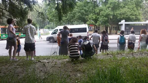 один мой выходной день в городе Новосибирск, фото 22