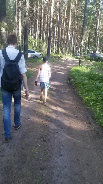 один мой выходной день в городе Новосибирск, фото 25
