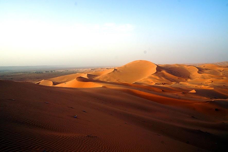 один мой день проведенный на краю пустыни