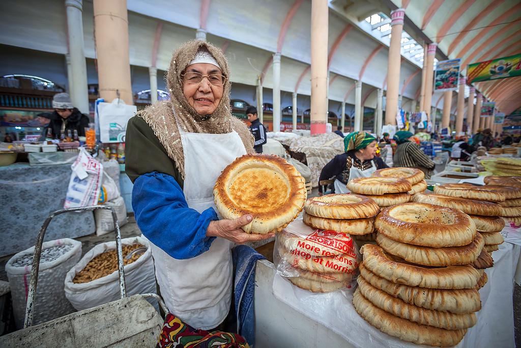 один мой будний день в Худжанде, Таджикистан