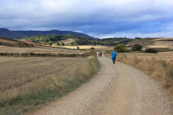 один мой день проведенный по паломническому пути в Камино де Сантьяго