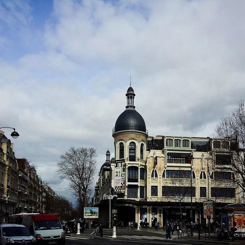 один мой день прожитый в городе Париж, фото 23