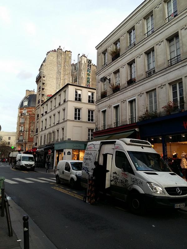 один мой день прожитый в городе Париж, фото 37