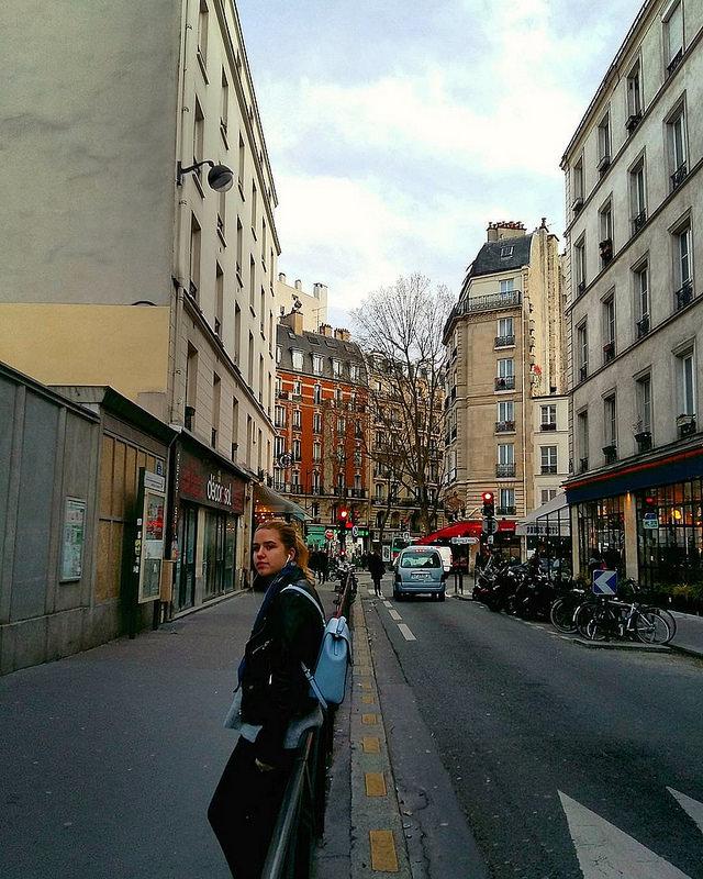один мой день прожитый в городе Париж, фото 38