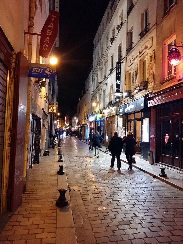 один мой день прожитый в городе Париж, фото 42