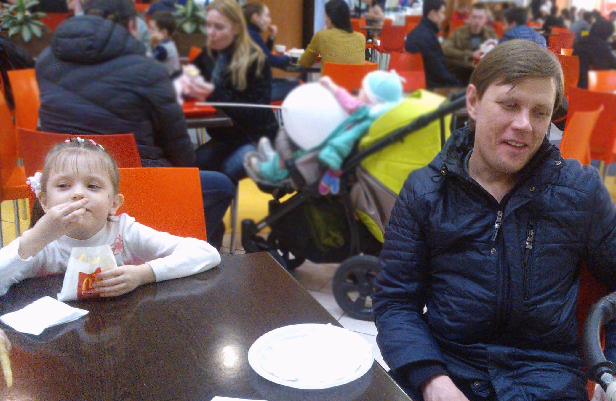 один мой весенний выходной день проведенный с детьми в Казани, фото 53