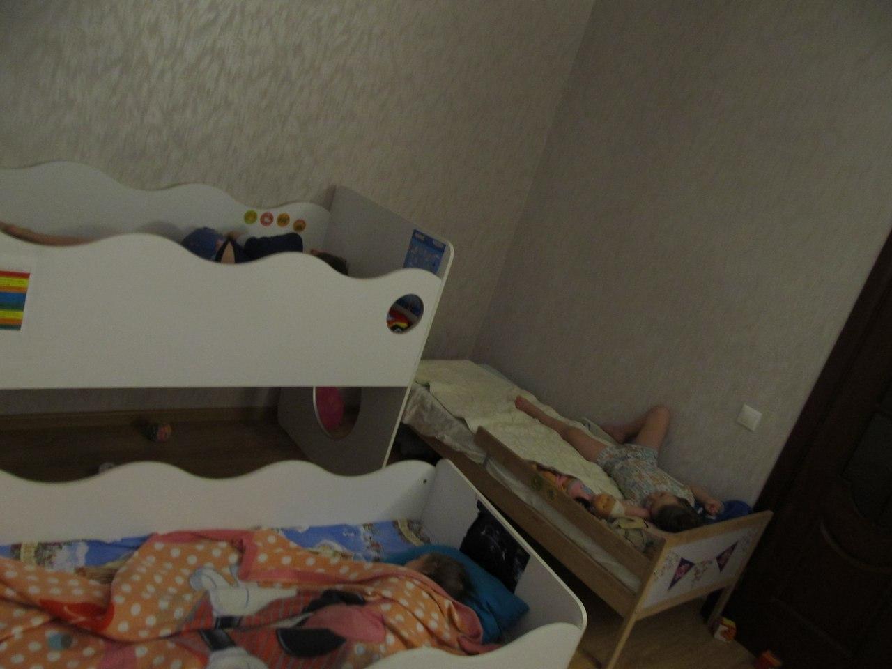 один будний день многодетного семейства, фото 34