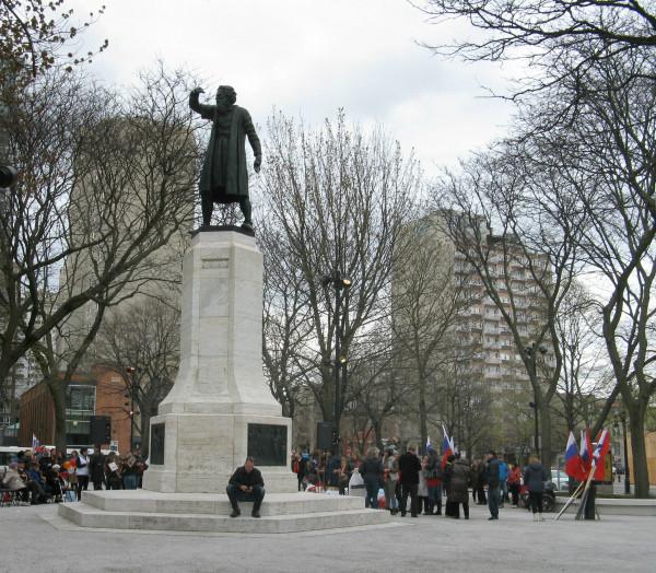 один мой День Победы проведенный в Монреале, фото 19
