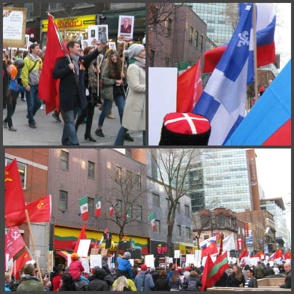 один мой День Победы проведенный в Монреале, фото 24
