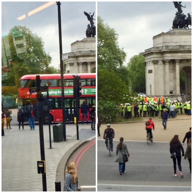 один майский день преподавателя английского языка в Лондоне, фото 38