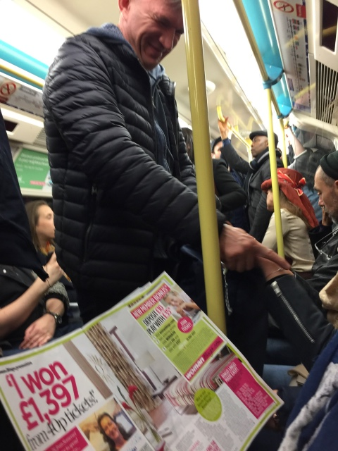 один майский день преподавателя английского языка в Лондоне, фото 44