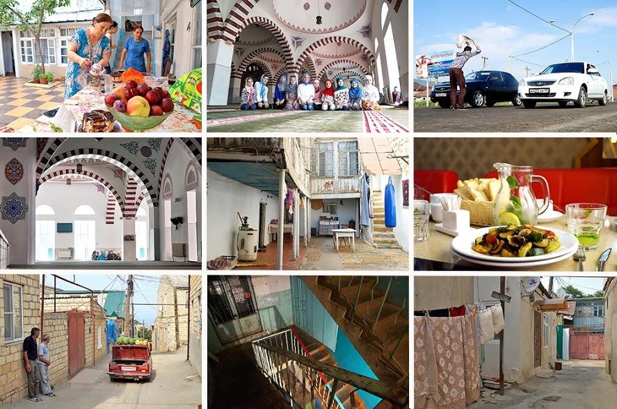 один мой будний день проведенный в Дагестане