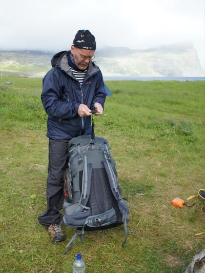один день переводчика в местности Хорнстрандир, Исландия, фото 19