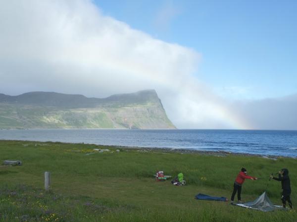 один день переводчика в местности Хорнстрандир, Исландия, фото 20