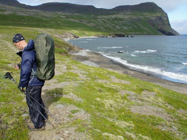 один день переводчика в местности Хорнстрандир, Исландия, фото 26