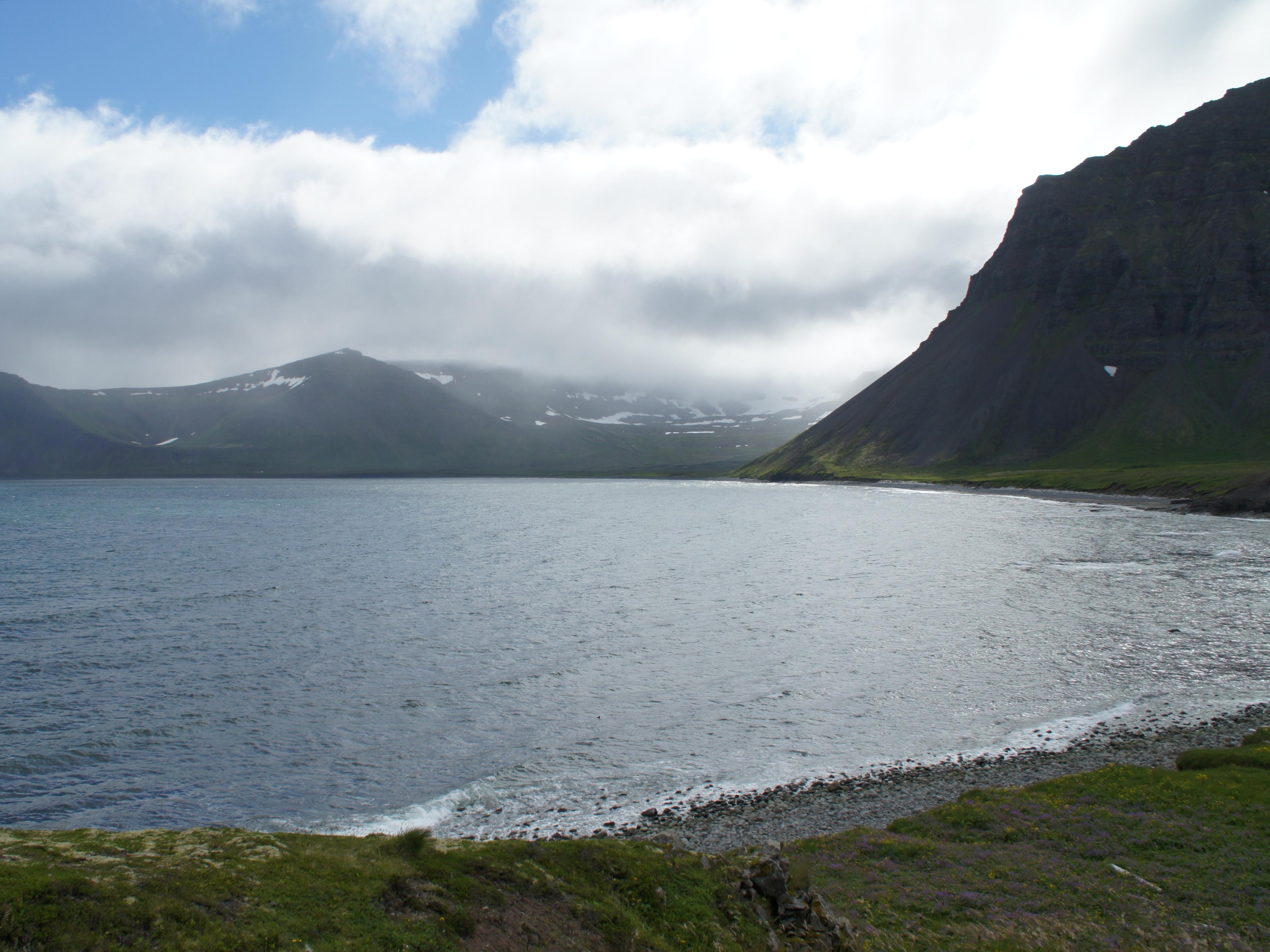 один день переводчика в местности Хорнстрандир, Исландия, фото 29