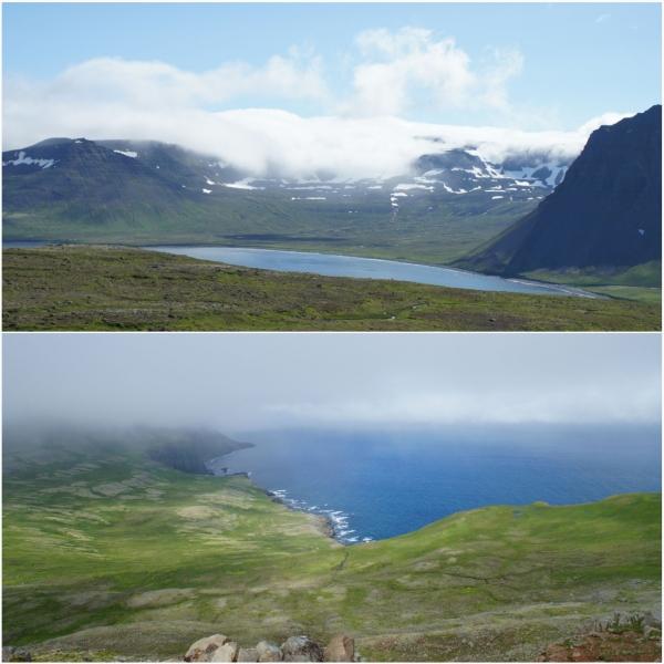 один день переводчика в местности Хорнстрандир, Исландия, фото 35
