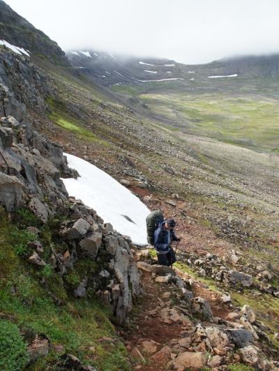 один день переводчика в местности Хорнстрандир, Исландия, фото 41