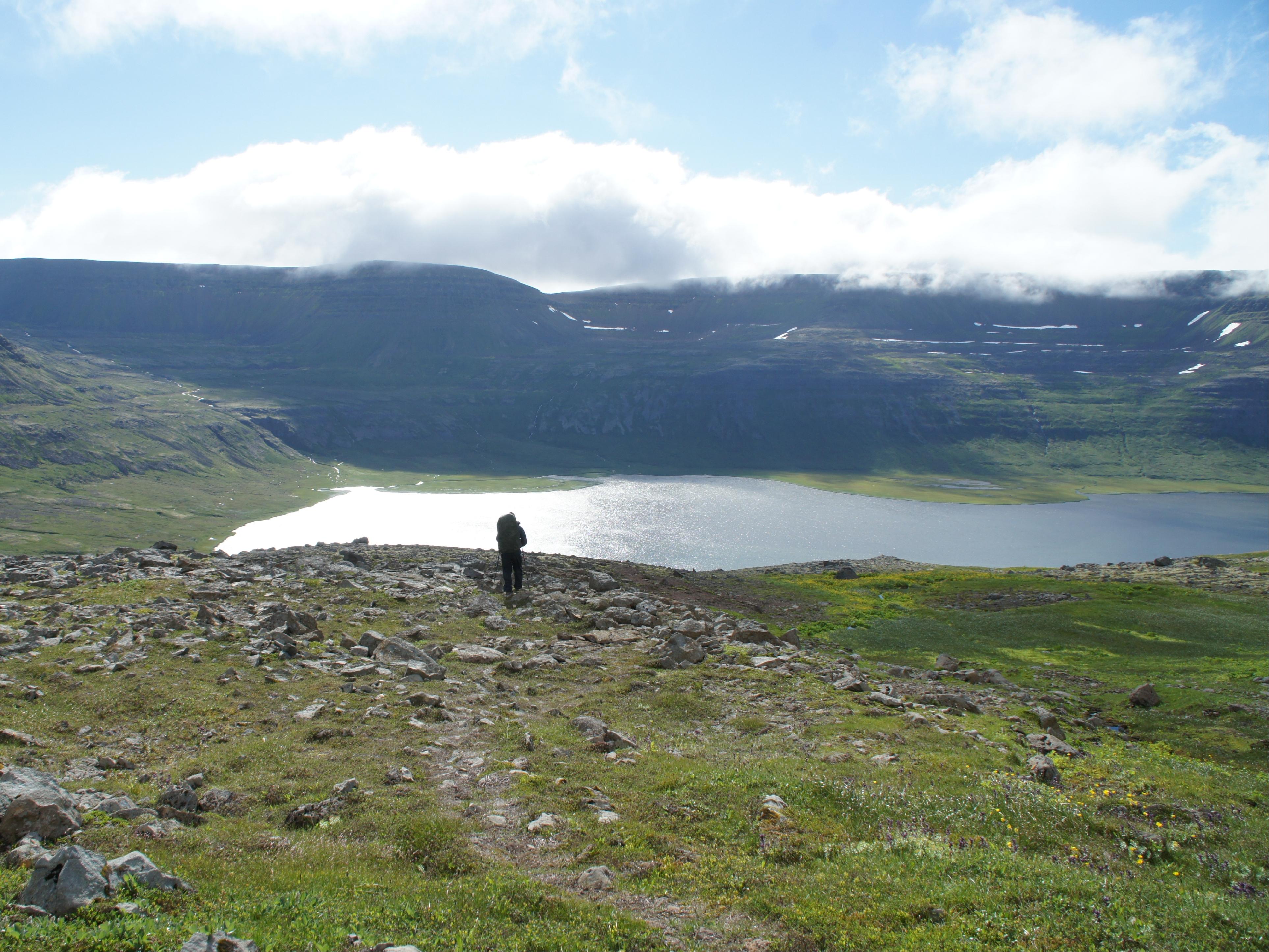 один день переводчика в местности Хорнстрандир, Исландия, фото 47