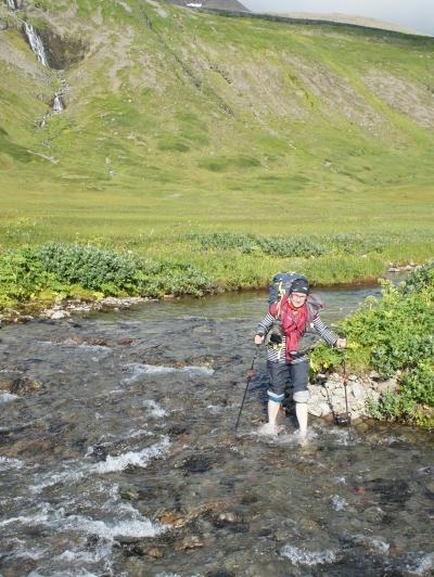 один день переводчика в местности Хорнстрандир, Исландия, фото 51