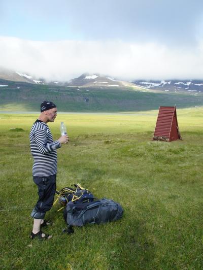 один день переводчика в местности Хорнстрандир, Исландия, фото 57