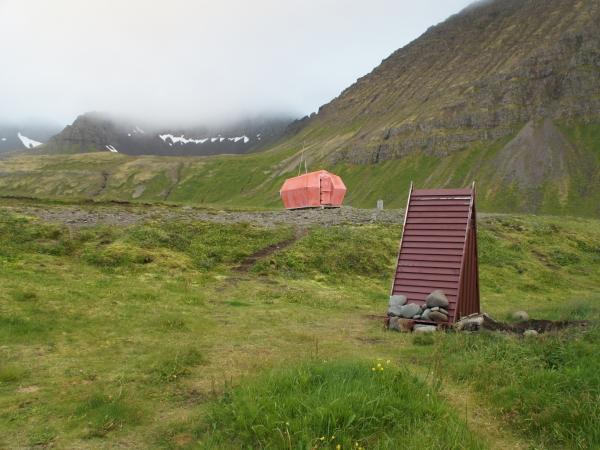 один день переводчика в местности Хорнстрандир, Исландия, фото 6