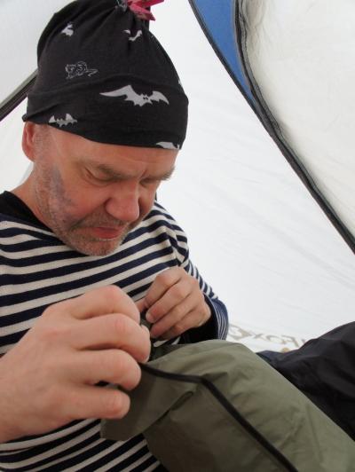 один день переводчика в местности Хорнстрандир, Исландия, фото 8