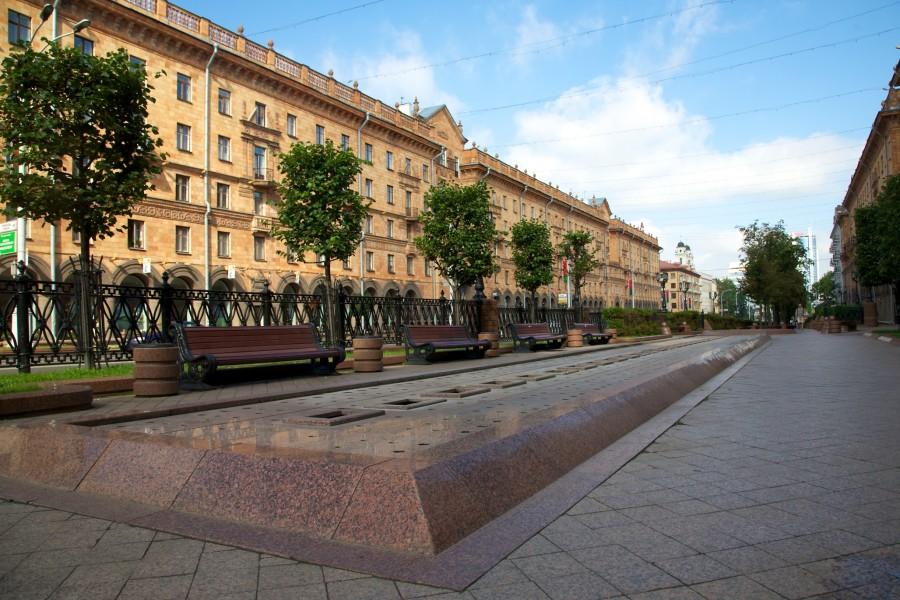 один день лягушки-путешественницы проведенный в городе Минск, фото 15