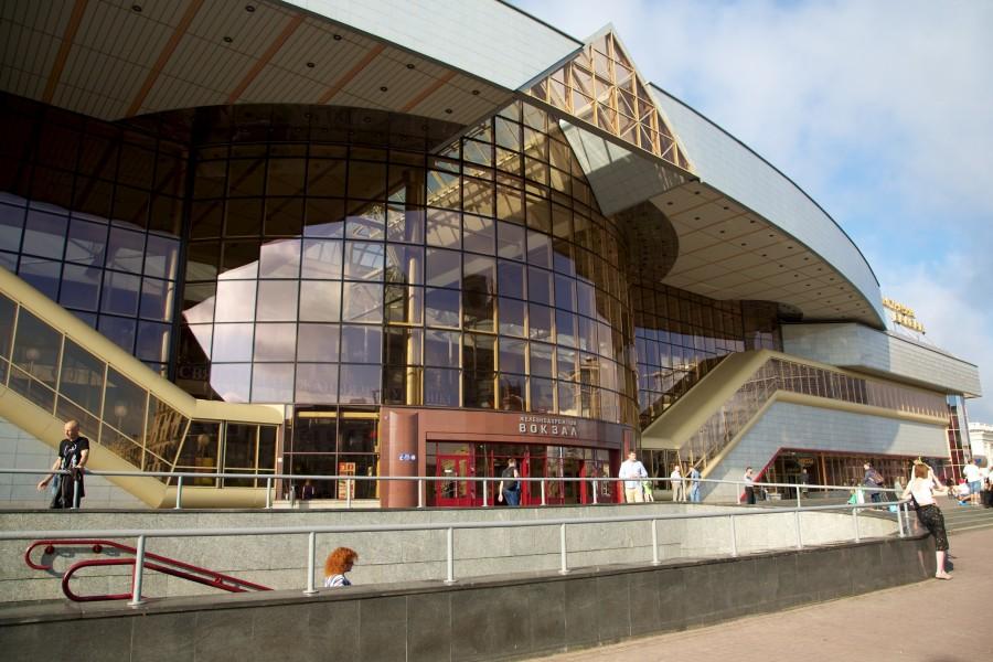 один день лягушки-путешественницы проведенный в городе Минск, фото 5