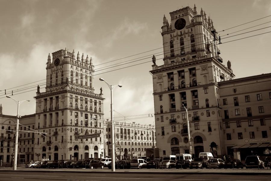 один день лягушки-путешественницы проведенный в городе Минск, фото 55