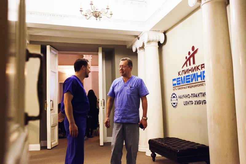 один будний день пластического хирурга в городе Москва, фото 38